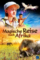 Magic Journey to Africa - German DVD cover (xs thumbnail)