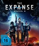"""""""The Expanse"""" - German Blu-Ray movie cover (xs thumbnail)"""
