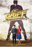 Griff the Invisible - Australian Movie Poster (xs thumbnail)