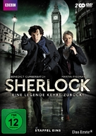"""Sherlock"" - German Movie Cover (xs thumbnail)"