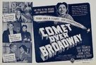 Comet Over Broadway - poster (xs thumbnail)