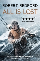 All Is Lost - DVD cover (xs thumbnail)