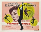 Funny Face - Theatrical movie poster (xs thumbnail)