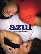 Azuloscurocasinegro - Spanish Movie Poster (xs thumbnail)