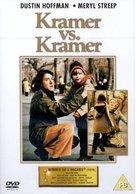 Kramer vs. Kramer - British DVD cover (xs thumbnail)