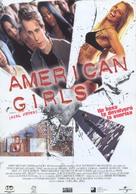 Girl Fever - Spanish Movie Poster (xs thumbnail)
