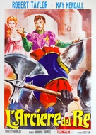 The Adventures of Quentin Durward - Italian Movie Poster (xs thumbnail)
