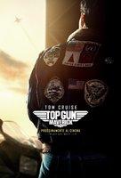 Top Gun: Maverick - Italian Movie Poster (xs thumbnail)