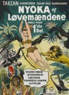 Perils of Nyoka - Danish Movie Poster (xs thumbnail)
