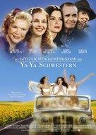 Divine Secrets of the Ya-Ya Sisterhood - German poster (xs thumbnail)