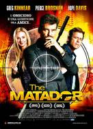 The Matador - Italian Movie Cover (xs thumbnail)
