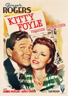Kitty Foyle: The Natural History of a Woman - Italian Movie Poster (xs thumbnail)