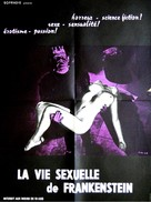 Kiss Me Quick! - French Movie Poster (xs thumbnail)