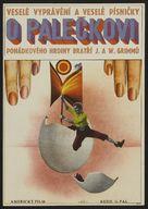 tom thumb - Czech Movie Poster (xs thumbnail)