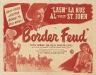 Border Feud - Movie Poster (xs thumbnail)