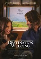 Destination Wedding - Malaysian Movie Poster (xs thumbnail)