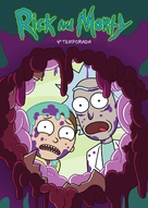 """""""Rick and Morty"""" - Brazilian Movie Cover (xs thumbnail)"""