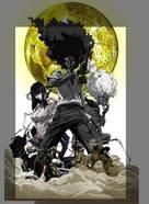 Afro Samurai: Resurrection - Japanese Key art (xs thumbnail)