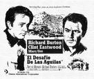 Where Eagles Dare - Spanish Movie Poster (xs thumbnail)