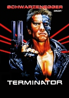 The Terminator - German DVD cover (xs thumbnail)