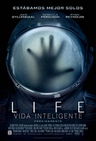 Life - Mexican Movie Poster (xs thumbnail)
