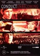 Conduct Unbecoming - Australian DVD cover (xs thumbnail)