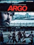 Argo - Brazilian Blu-Ray cover (xs thumbnail)