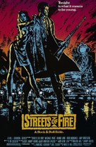 Streets of Fire - Movie Poster (xs thumbnail)