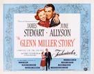 The Glenn Miller Story - Re-release movie poster (xs thumbnail)