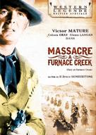 Fury at Furnace Creek - French Movie Cover (xs thumbnail)