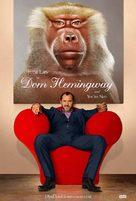 Dom Hemingway - British Movie Poster (xs thumbnail)