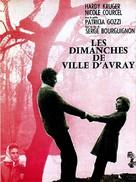 Les dimanches de Ville d'Avray - French Movie Poster (xs thumbnail)