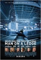 Man on a Ledge - Vietnamese Movie Poster (xs thumbnail)