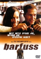 Barfuss - German Movie Cover (xs thumbnail)