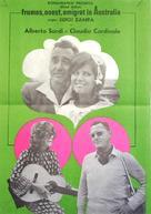 Bello, onesto, emigrato Australia sposerebbe compaesana illibata - Romanian Movie Poster (xs thumbnail)