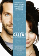 Silver Linings Playbook - Swedish Movie Poster (xs thumbnail)