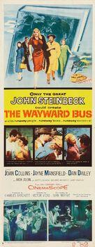 The Wayward Bus - Movie Poster (xs thumbnail)