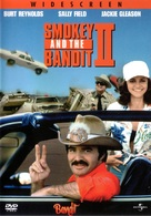 Smokey and the Bandit II - DVD movie cover (xs thumbnail)