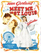 Meet Me in St. Louis - DVD cover (xs thumbnail)
