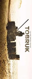 Tobruk - Czech poster (xs thumbnail)