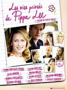 The Private Lives of Pippa Lee - French Movie Poster (xs thumbnail)