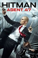 Hitman: Agent 47 - Movie Cover (xs thumbnail)