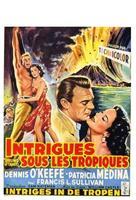 Drums of Tahiti - Belgian Movie Poster (xs thumbnail)