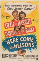 Here Come the Nelsons - Movie Poster (xs thumbnail)