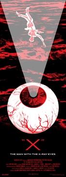 X - Homage movie poster (xs thumbnail)