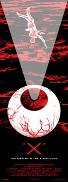 X - Homage poster (xs thumbnail)