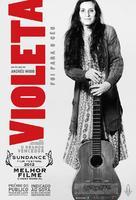 Violeta se fue a los cielos - Brazilian Movie Poster (xs thumbnail)