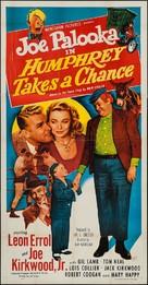 Joe Palooka in Humphrey Takes a Chance - Movie Poster (xs thumbnail)