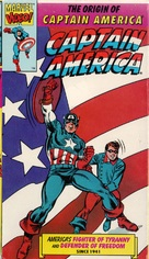 """Captain America"" - VHS movie cover (xs thumbnail)"