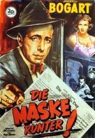 Deadline - U.S.A. - German Movie Poster (xs thumbnail)
